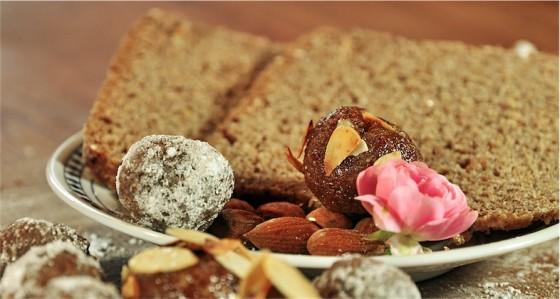 Mandel-Brot-Konfekt, Kalle-Bäcker, Rezeptkartenaktion, gratis