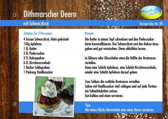 Dithmarscher Deern - Rezepttipp Nr. 28