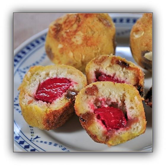 Rezepttipp Nr. 32: Erdbeerbällchen